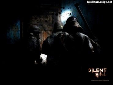 Silent Hill forms