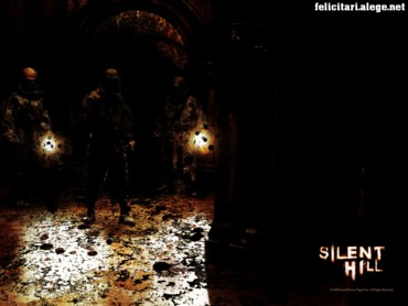 Silent Hill people