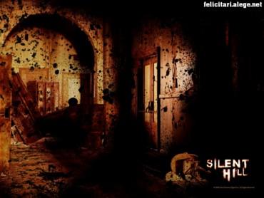 Silent Hill strange
