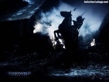 Underworld horse