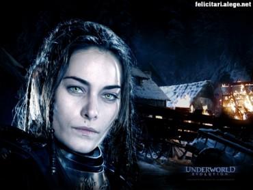 Underworld woman