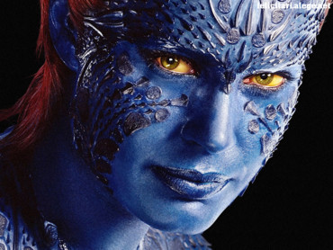 X-Men Mystique face