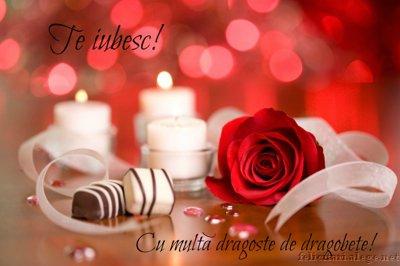 Te Iubesc! Cu Multa Dragoste De Dragobete!