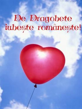 De Dragobete iubeste-ma romaneste!