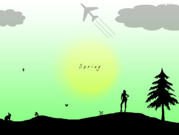 Spring representation