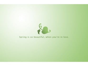 Spring with love