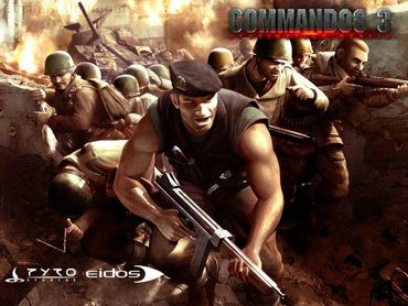 Commandos 3 Destination Berlim