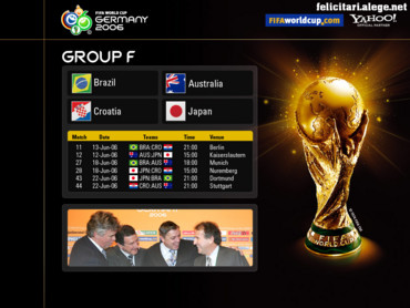 World Cup group F