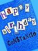 Hapy Birthday Constantin