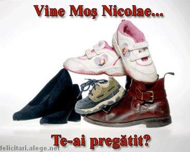 Vine Mos Nicolae Esti Pregatit