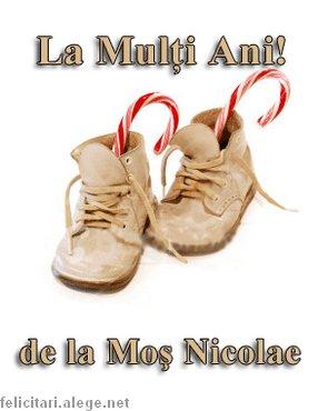 La Multi Ani De La Mos Nico