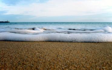 Brazomar Beach