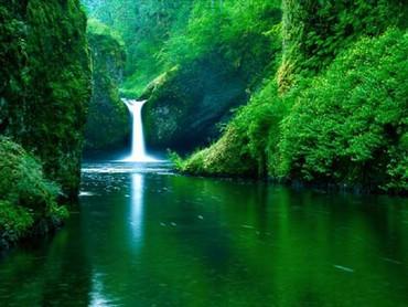 Cascada Ascunsa