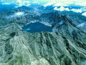 Lacul Din Crater