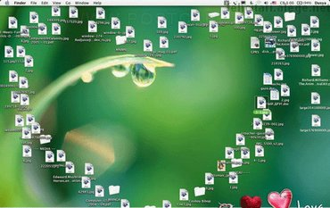 Desktop Heart