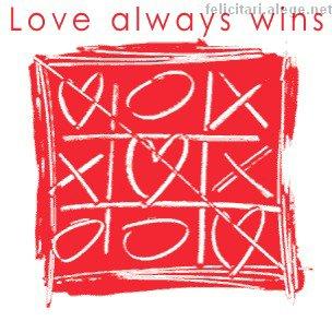 Love Always Wins