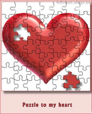 Puzzle To My Heart