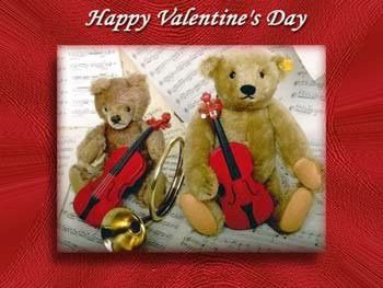 Happy Valentine`s Day! - Sing