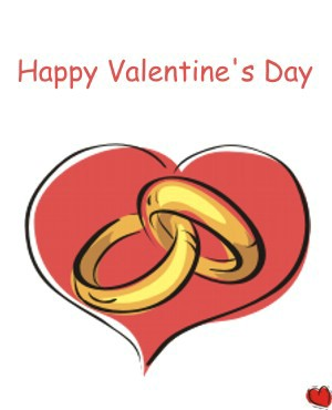Happy Valentine`s Day! Ring