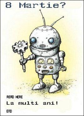 8 Martie Robotic