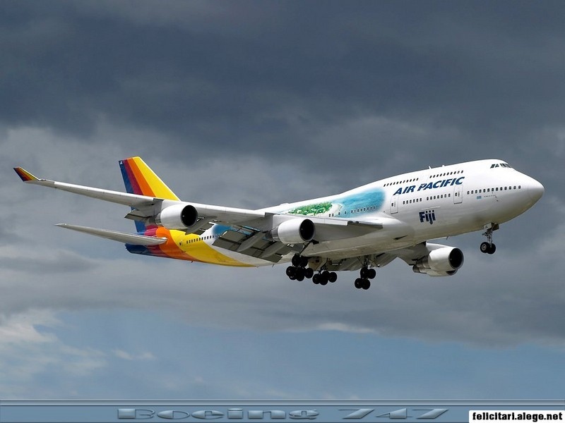Boeing 747 Air Pacific