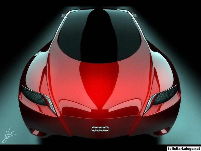 2007 Audi Locus Concept Design Rear