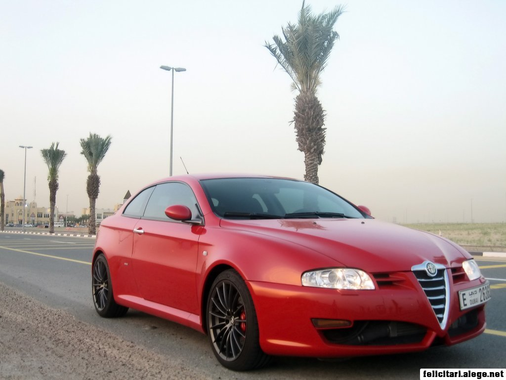 2007 Autodelta Alfa Romeo Gt Super Evo Front Angle
