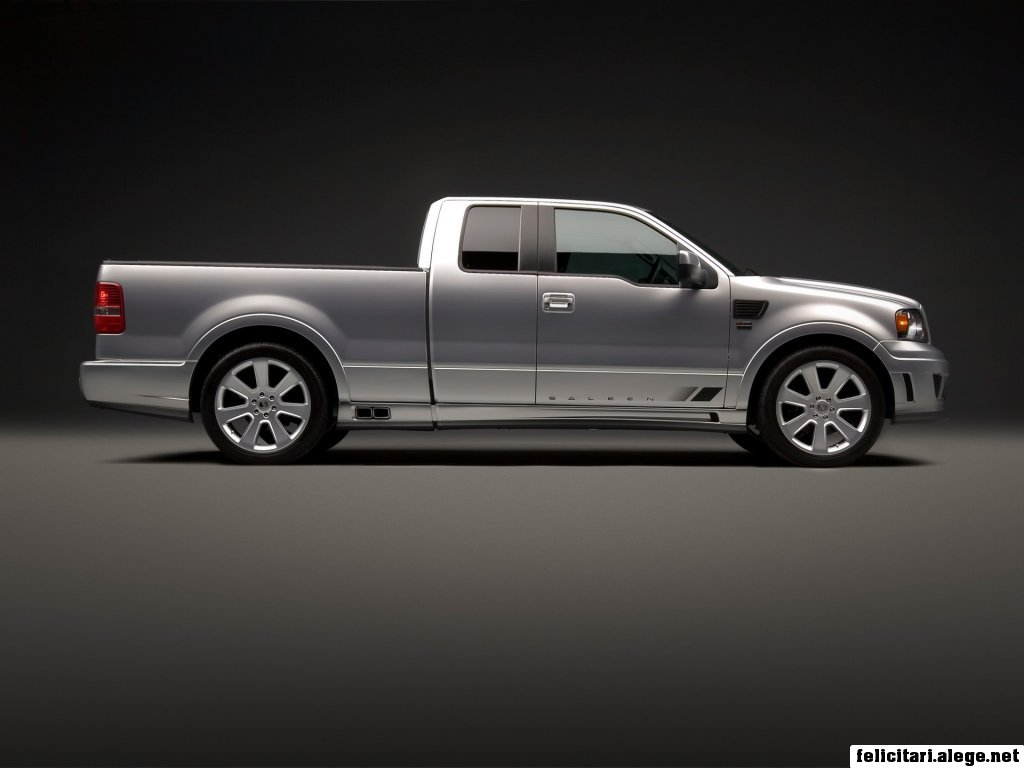 2007 Saleen S331 Sport Truck Based On Ford F