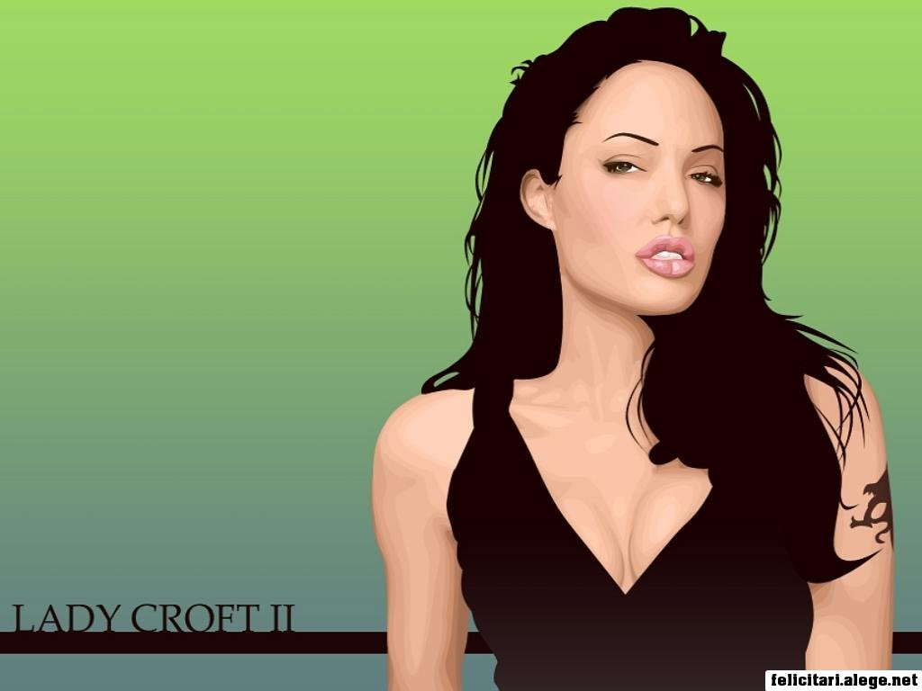 Anjelina Jolie Lady Croft