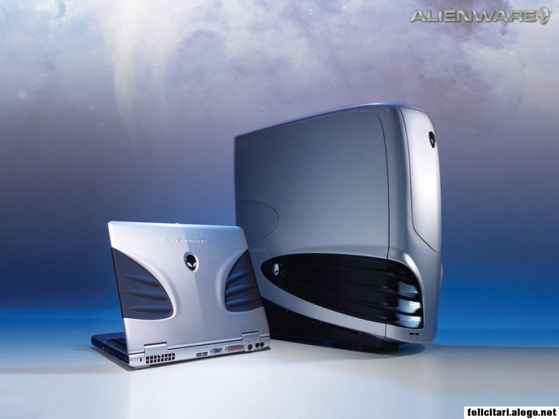 Alienware Pc And Notebook