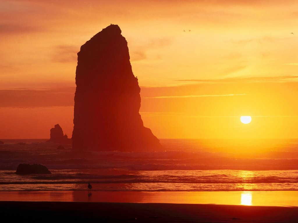 Gentle Waters Cannon Beach Oregon