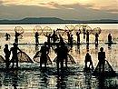 Fishermen Zaire Africa