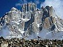 Trango Towers Baltoro Glacier Karakoram Pakistan