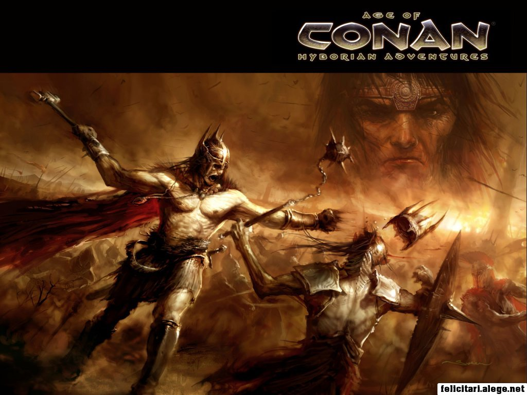 Age Of Conan Hyborian Adventures