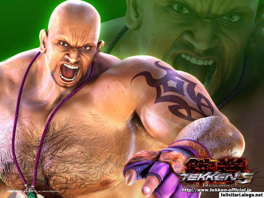 Craig Marduk Tekken 5 Dark Resurrection