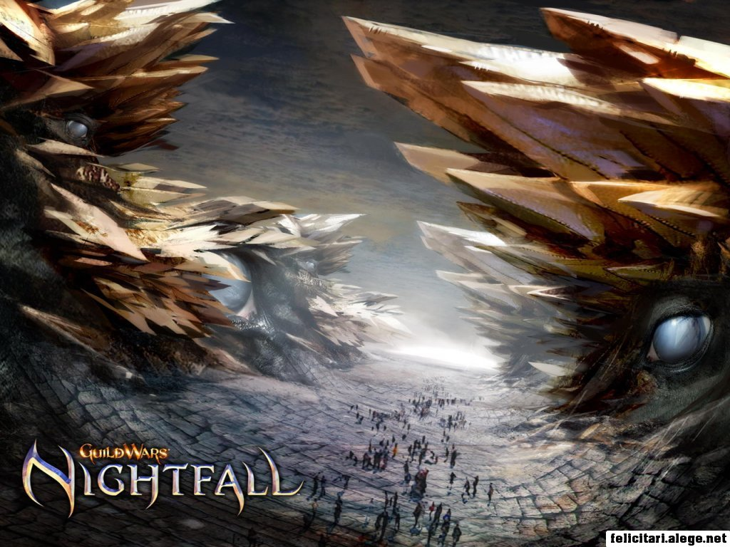 Guild Wars Nightfall
