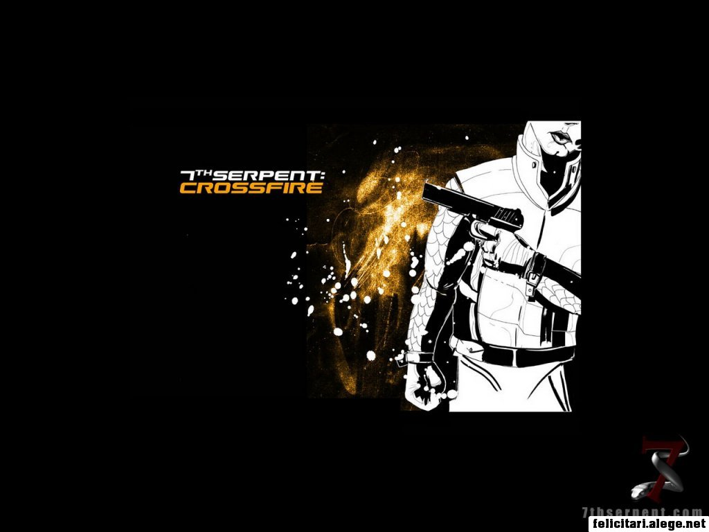 Mercenary 7th Serpent Crossfire