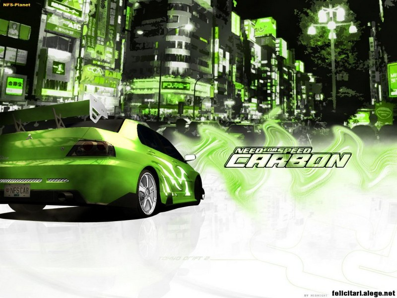 Nfs Carbon Wallpapers. Need For Speed Carbon.