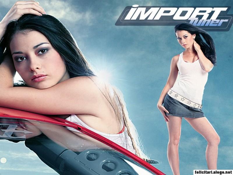 Import Tuner Michelle Zen