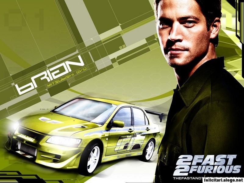 2 Fast 2 Furious Paul Walker