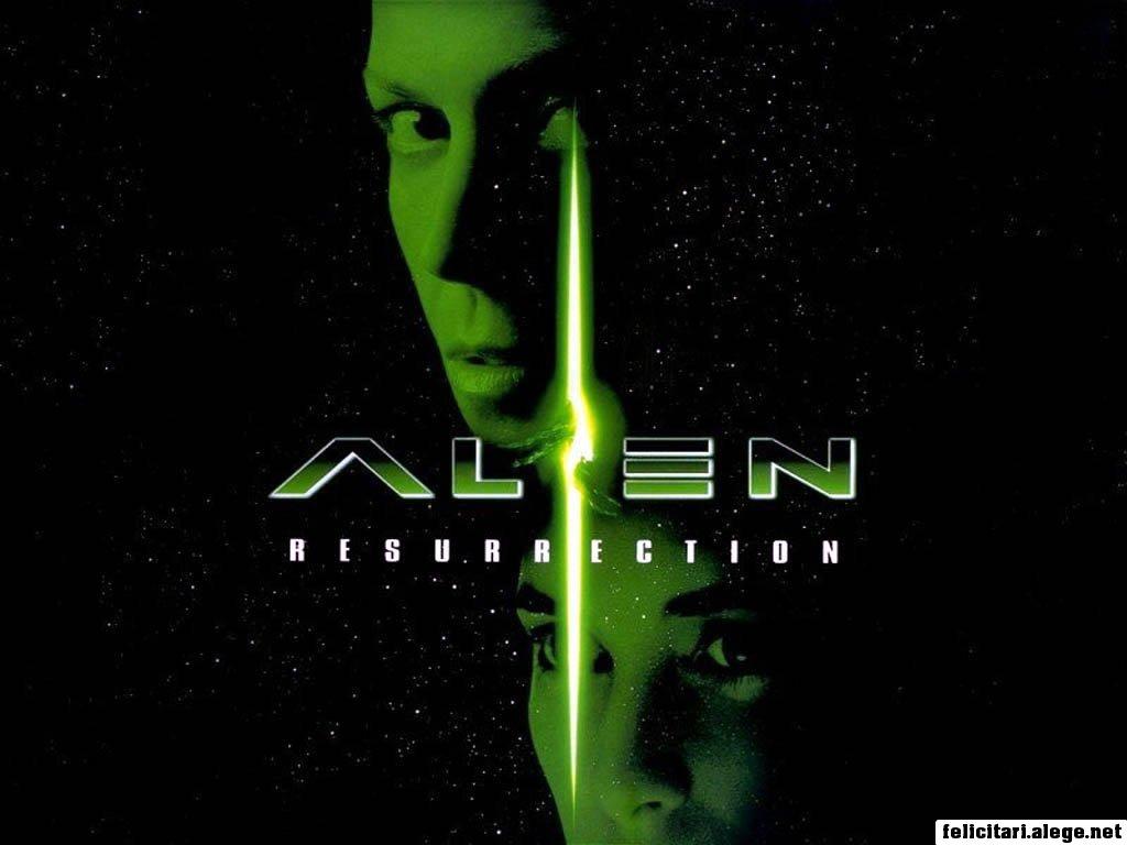 Alien 4 Resurrection 1997 Sigourney Weaver Winona Ryder