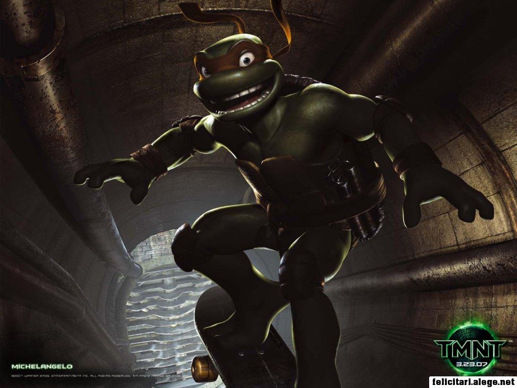 Michelangelo Teenage Mutant Ninja Turtles Tmnt