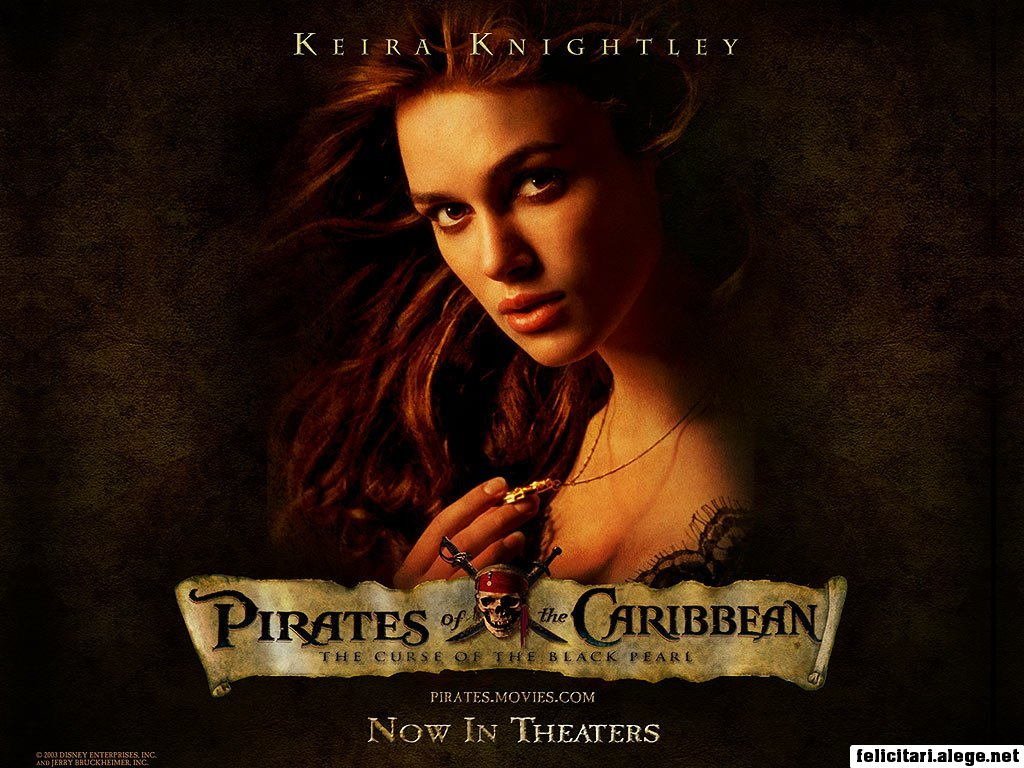 Pirates Of The Caribbean The Curse Of The Black Pearl 2006 Keira Knightley