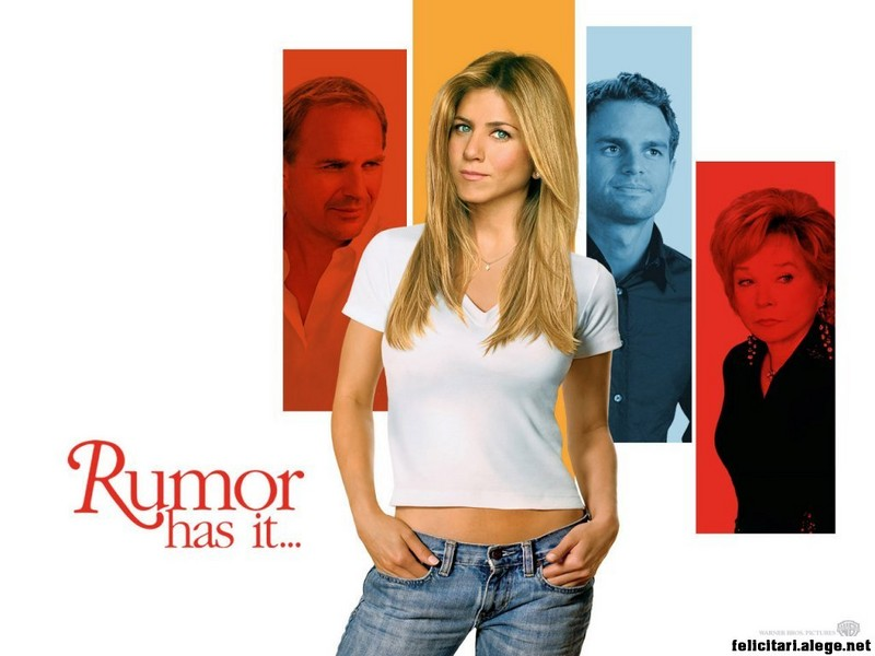 Rumor Has It 2005 Jennifer Aniston Kevin Costner