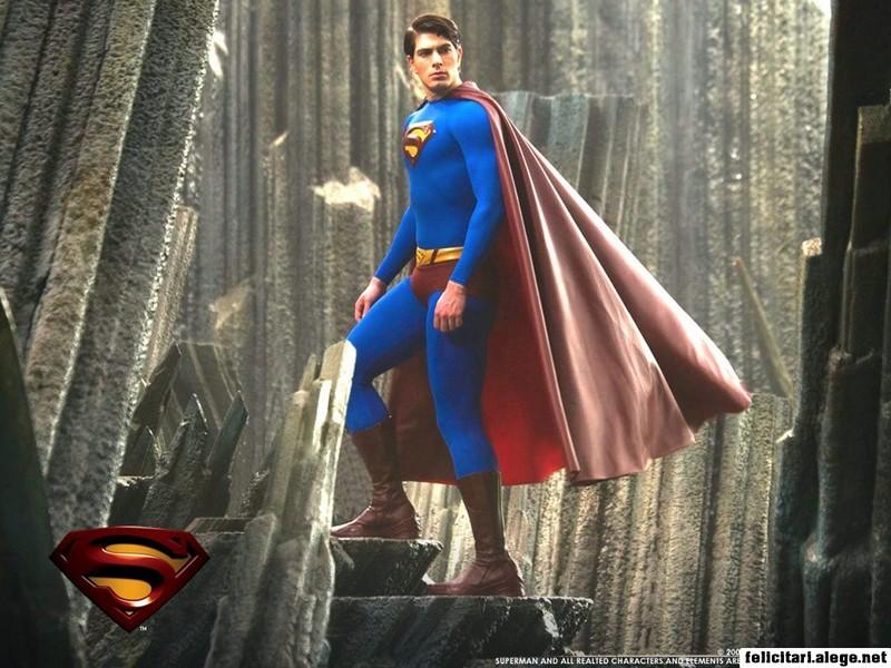Superman Returns 2006 Brandon Routh Kate Bosworth