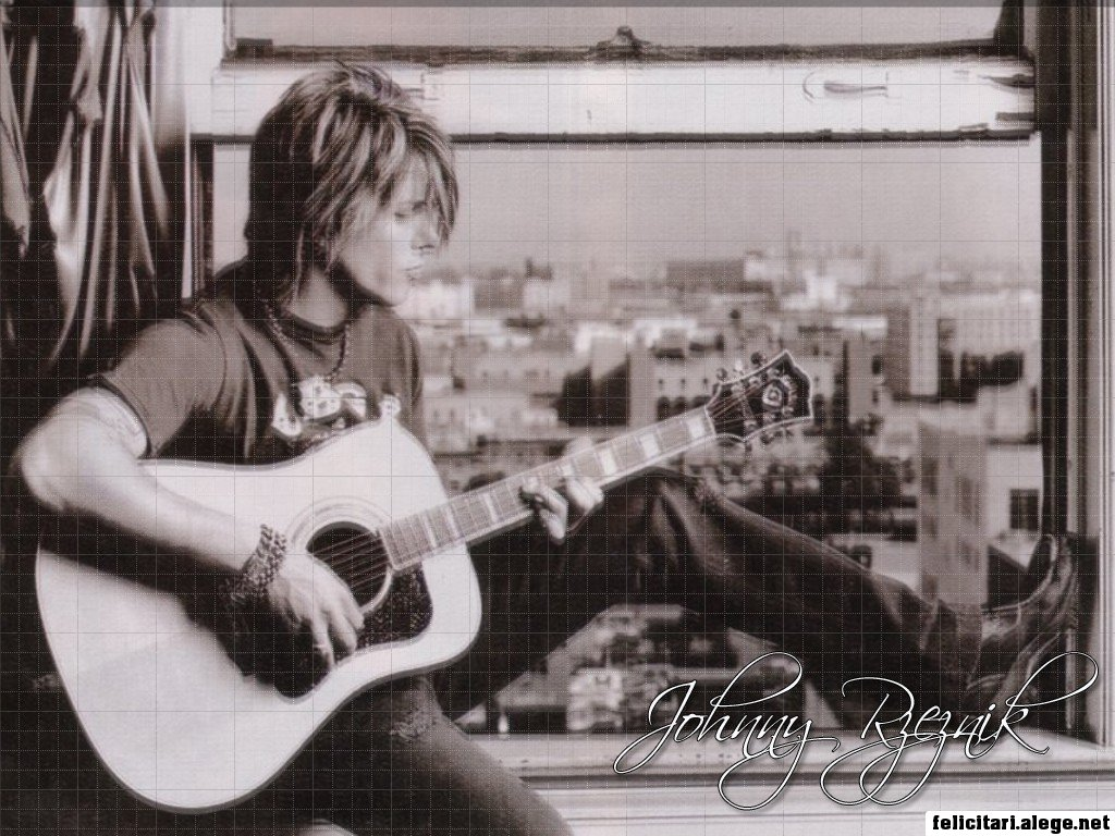 Johnny Reznik Goo Goo Dolls