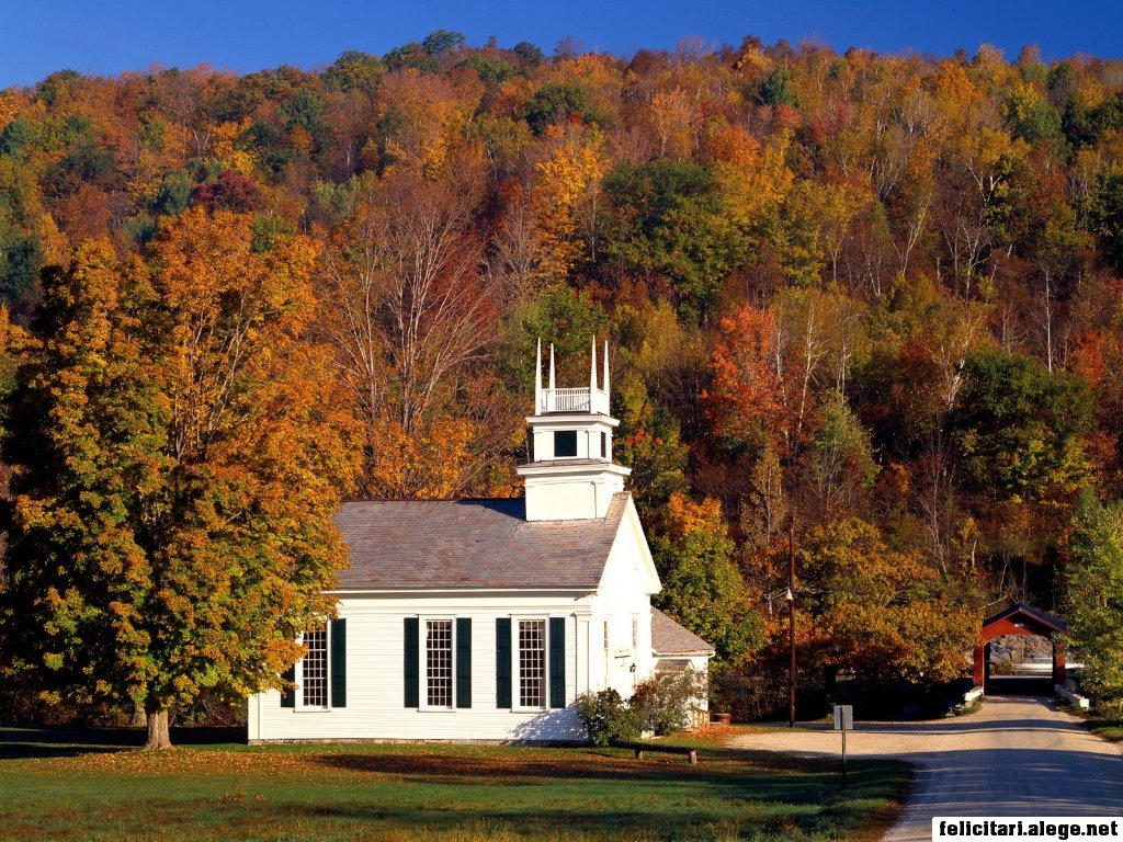 Chapel On The Green West Arlington Vermont