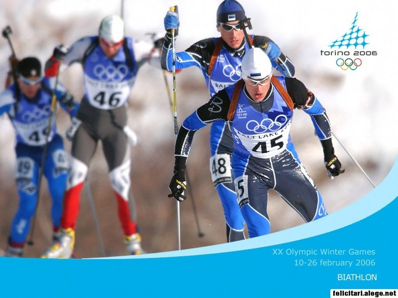 Biathlon Olympic Winter Games
