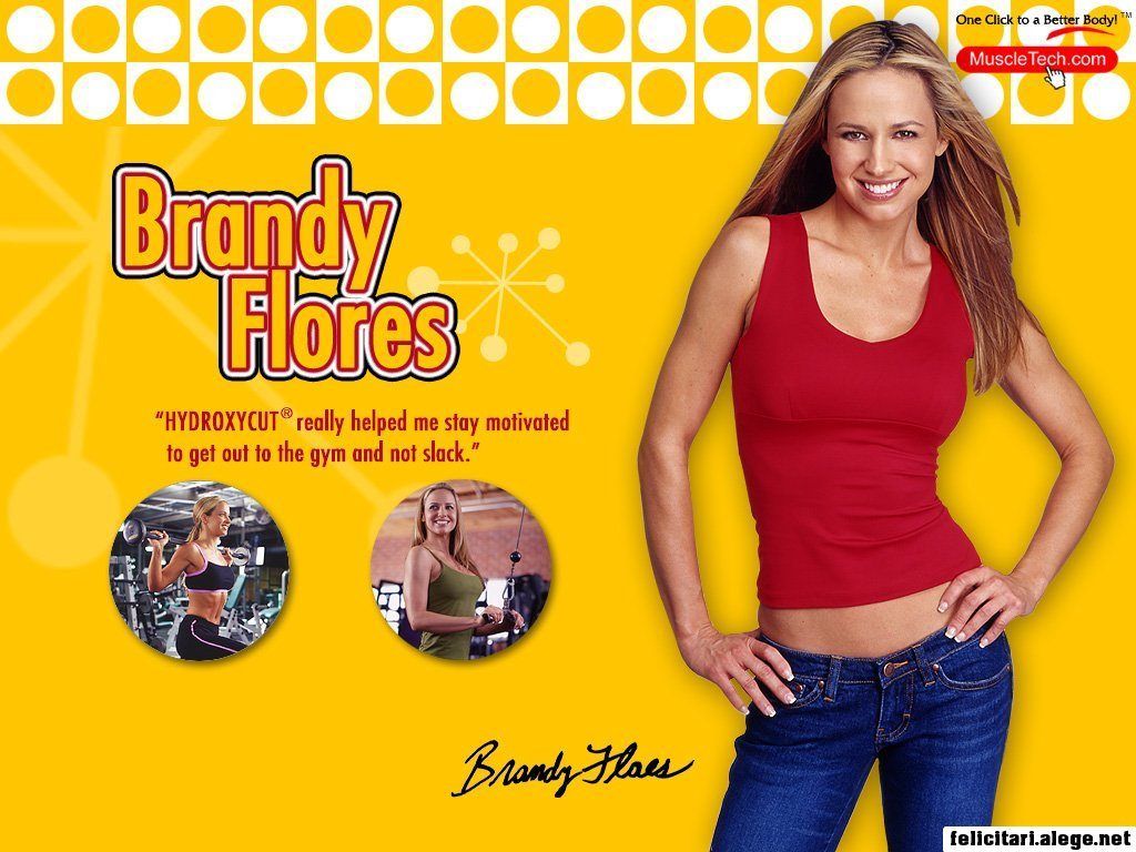 Brandy Flores Actress And Fitness Star
