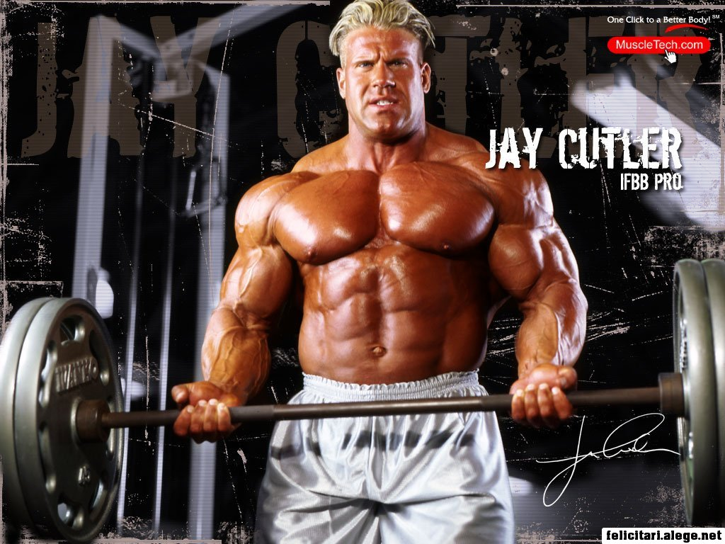 free wallpapers Jay Cutler Ifbb Pro Bodybuilding 1024 x 768